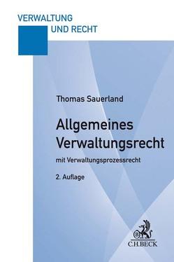 Allgemeines Verwaltungsrecht von Sauerland,  Thomas
