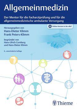 Allgemeinmedizin von Klimm,  Hans-Dieter, Peters-Klimm,  Frank
