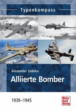 Alliierte Bomber von Lüdeke,  Alexander
