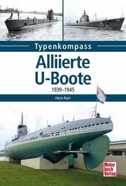 Alliierte U-Boote von Karr,  Hans