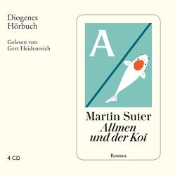 Allmen und der Koi von Heidenreich,  Gert, Suter,  Martin