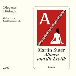 Allmen und die Erotik von Heidenreich,  Gert, Suter,  Martin