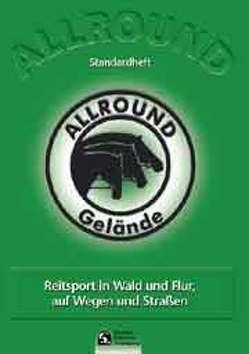 Allround Gelände von Deutsche Reiterliche Vereinigung e.V., Hamacher,  Ralf