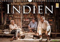 Alltag in Indien (Wandkalender 2019 DIN A4 quer) von Benninghofen,  Jens