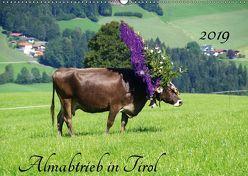 Almabtrieb in Tirol (Wandkalender 2019 DIN A2 quer) von Seidel,  Thilo