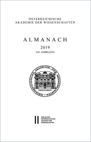 Almanach der Akademie der Wissenschaften / Almanach 169 von Österreichische,  Akademie der Wissenschaften