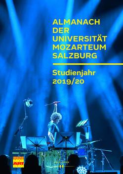 Almanach der Universität Mozarteum Salzburg von Prucher,  Susanne