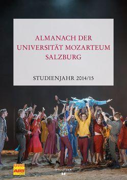 Almanach der Universität Mozarteum Salzburg von Mauser,  Siegfried