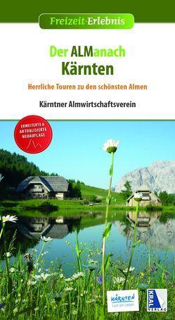 ALManach Kärnten von Glanzer,  Marlies