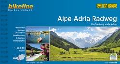 Alpe Adria Radweg von Esterbauer Verlag
