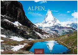 Alpen 2022 S 24x35cm