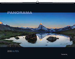 Alpen 2018 von KUNTH Verlag