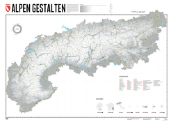 Alpen Gestalten – 140 x 100 cm von Bragin,  Lana, Spiegel,  Stefan