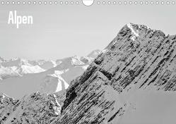 Alpen (Wandkalender 2021 DIN A4 quer) von von Felbert,  Peter