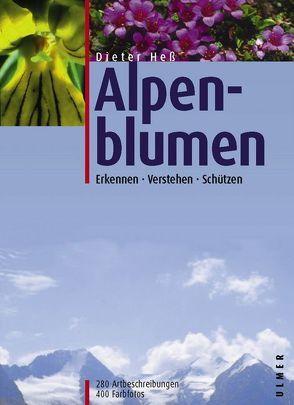 Alpenblumen von Heß,  Dieter