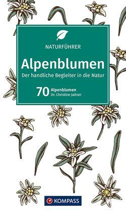 Alpenblumen von Jaitner,  Christine