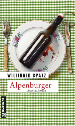 Alpenburger von Spatz,  Willibald