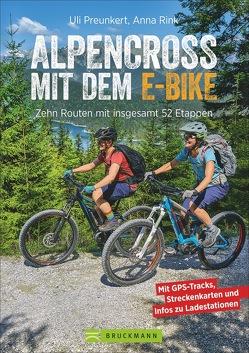 Alpencross mit dem E-Bike von ULP GmbH,  Uli
