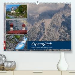 Alpenglück – Nationalpark Berchtesgaden (Premium, hochwertiger DIN A2 Wandkalender 2020, Kunstdruck in Hochglanz) von von Düren,  Alexander