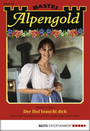 Alpengold – Folge 161 von Linden,  Martina