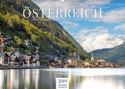 Alpenland Österreich (Wandkalender 2019 DIN A2 quer) von Lederer,  Benjamin