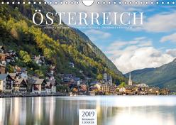 Alpenland Österreich (Wandkalender 2019 DIN A4 quer) von Lederer,  Benjamin