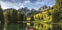 Alpenpanorama Kalender 2022 von Dörr,  Cornelia und Ramon, Weingarten