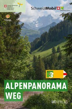 Alpenpanoramaweg von Bachmann,  Philipp