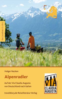 Alpenradler von Nacken,  Holger