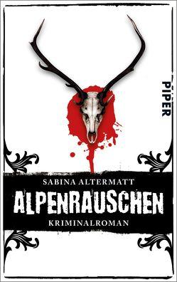 Alpenrauschen von Altermatt,  Sabina