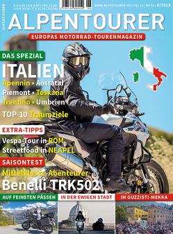 ALPENTOURER SPEZIAL ITALIEN von Fennel,  Stephan, Krämer,  Thomas, Lucarelli,  Leonardo, Simicic,  Snezana