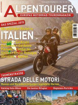 ALPENTOURER SPEZIAL ITALIEN von Fennel,  Stephan, Simicic,  Snezana