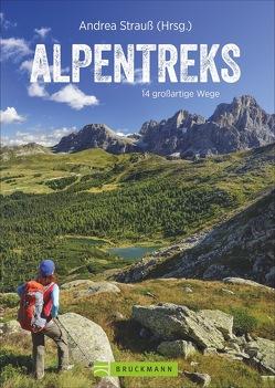 Alpentreks von Strauss,  Andrea