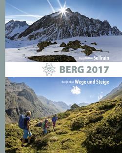 Alpenvereinsjahrbuch BERG 2017 von Köhler,  Anette