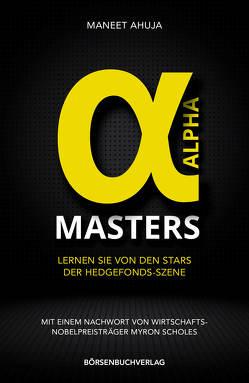 Alpha-Masters von Ahuja,  Maneet