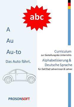 Alphabetisierung & Deutsche Sprache – Curriculum von Kirste,  Gabriele