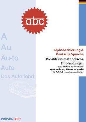 Alphabetisierung & Deutsche Sprache von ADMOVI GmbH
