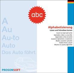 Alphabetisierung – Lesen und Schreiben lernen von ADMOVI GmbH