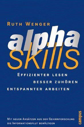 alphaskills von Wenger,  Ruth