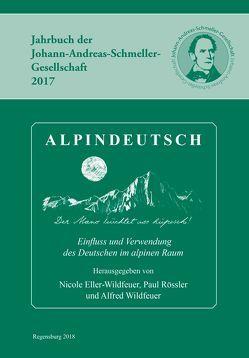 Alpindeutsch von Eller-Wildfeuer,  Nicole, Roessler,  Paul, Wildfeuer,  Alfred