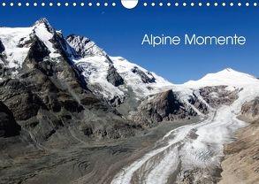 Alpine Momente (Wandkalender 2018 DIN A4 quer) von Steinbrenner,  Ulrike