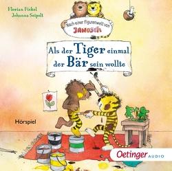 Als der kleine Tiger einmal der Bär sein wollte von Büschken,  Uwe, Fickel,  Florian, Gawlich,  Cathlen, Gnann,  Bernd, Kaminski,  Stefan, Kluckert,  Jürgen, Pan,  Michael, Schult,  Rolf, Seipelt,  Johanna, Ziesmer,  Santiago