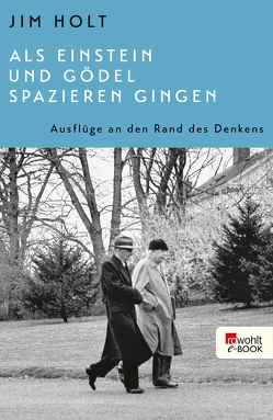 Als Einstein und Gödel spazieren gingen von Holt,  Jim, Niehaus,  Monika, Schuh,  Bernd