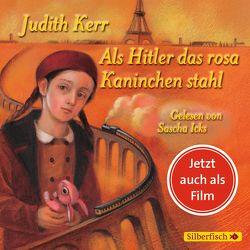 Als Hitler das rosa Kaninchen stahl – Filmausgabe von Böll,  Annemarie, Icks,  Sascha, Kerr,  Judith