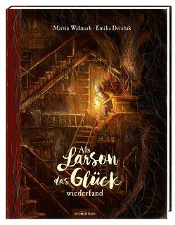Als Larson das Glück wiederfand von Dziubak,  Emilia, Könnecke,  Ole, Widmark,  Martin