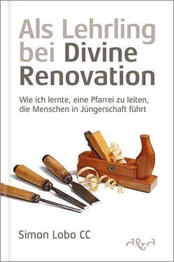 Als Lehrling bei Divine Renovation von Lobo CC,  Simon