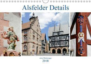 Alsfelder Details – eine Hommage (Wandkalender 2018 DIN A4 quer) von Eifert,  Sandra