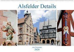 Alsfelder Details – eine Hommage (Wandkalender 2020 DIN A2 quer) von Eifert,  Sandra