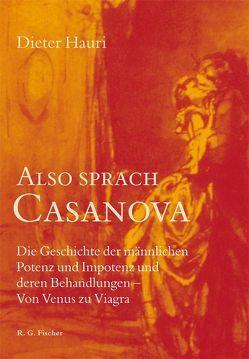 Also sprach Casanova von Hauri,  Dieter