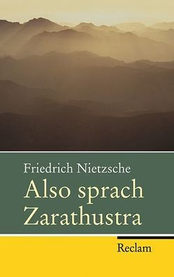 Also sprach Zarathustra von Nietzsche,  Friedrich, Simon,  Josef
